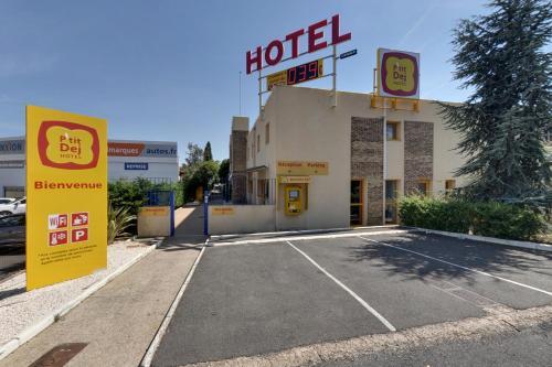 P'tit Dej-Hotel Beziers Est front view
