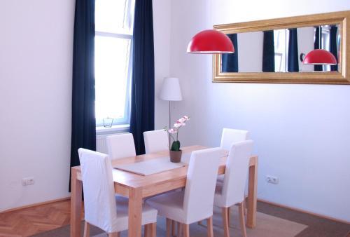1080 City Apartments - Standard Apartment mit 1 Schlafzimmer