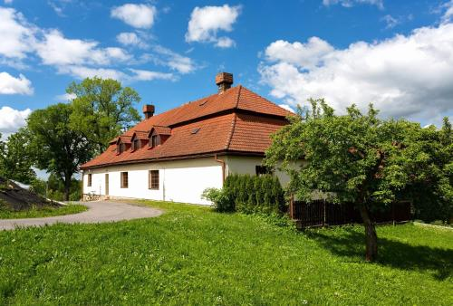Hájenka Strakov front view