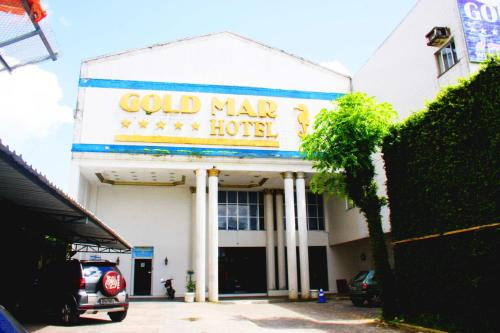 Hotel GoldMar front view