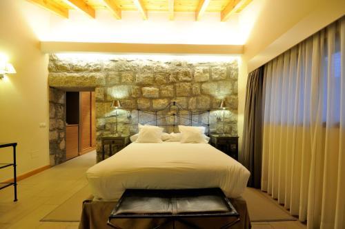 Habitación Doble Hotel Rural Las Rozuelas 7