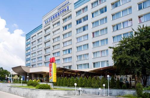 Stay at Kaliningrad Hotel
