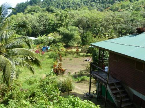 3 Rivers Eco Lodge, Rosalie