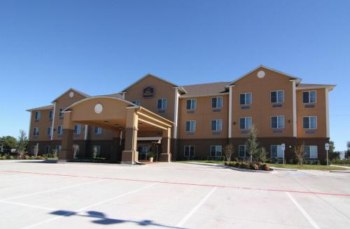 Photo of Best Western Marlin Inn & Suites Hotel Bed and Breakfast Accommodation in Marlin Texas