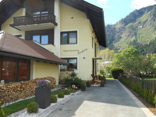 Appartementhaus Barbara - Apartment mit 2 Schlafzimmern mit Balkon