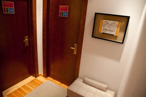 Habitación Individual Estándar  Hospedería Palacio de Allepuz 4