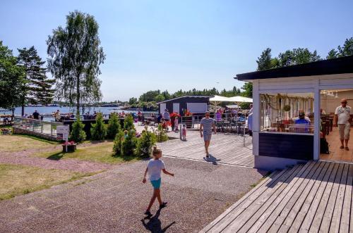 Strandby Villas K�ringsund