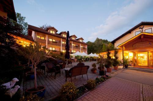 Отель Aktivhotel Crystal 4 звезды Германия