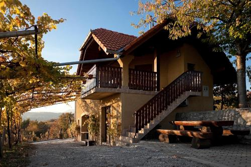 Отель Vineyard Cottage Brodaric 3 звезды Словения