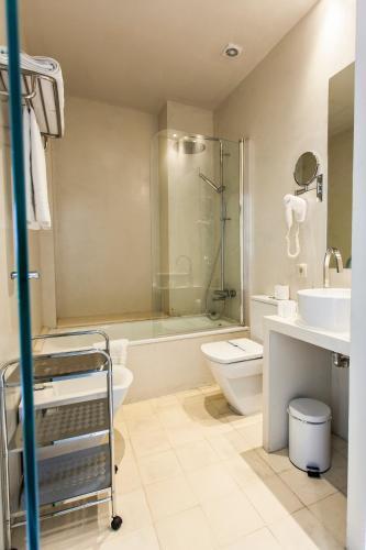 Double Room - single occupancy Hotel Boutique Elvira Plaza 3