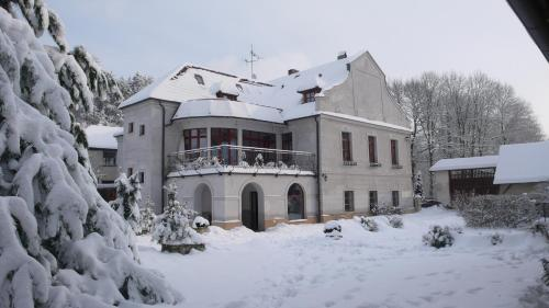 Penzion Padrtuv mlýn