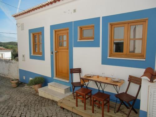 Casa da Amoreira Aljezur Algarve Portogallo