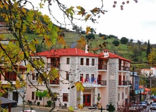 Отель Hotel Kynaitha 0 звёзд Греция