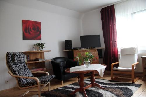 Apartment in Chemnitz, Ebersdorfer Wald