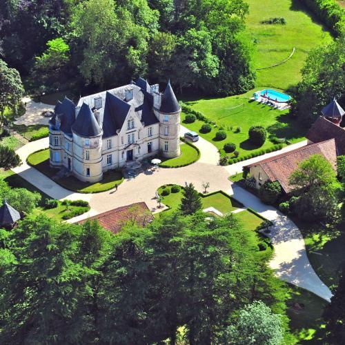 Château de Lestaubiere