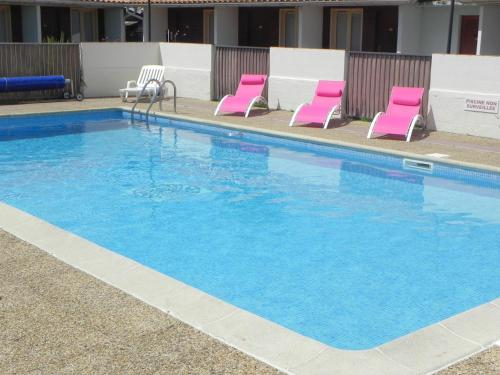 Отель Hotel Les Pins 2 звезды Франция
