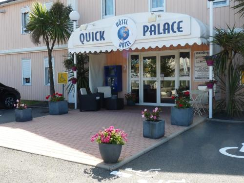 Quick Palace Saint Brieuc