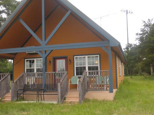 Bluebonnet Cabin