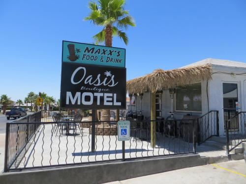 Oasis Boutique Motel Book / Directions - NAVITIME Transit