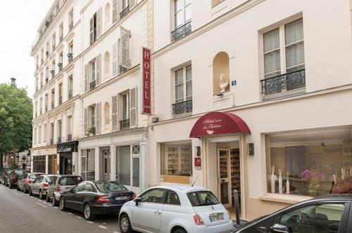 H tel du th tre by patrick hayat h tel 5 rue de for Hotels 75017