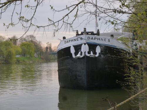 Péniche Daphné
