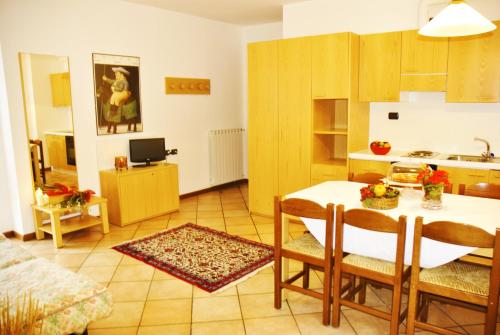 1 Schlafzimmer Apartment (4 Erwachsene) (One-Bedroom Apartment (4 Adults))