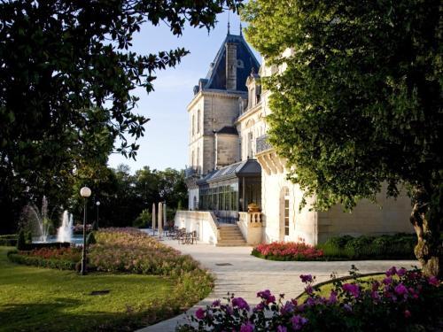 Château de Mirambeau - Relais & Châteaux