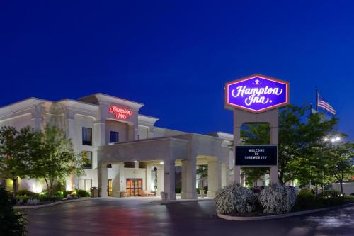 Hampton Inn Shrewsbury