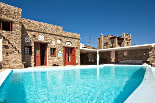 Отель Tinos Habitart 0 звёзд Греция