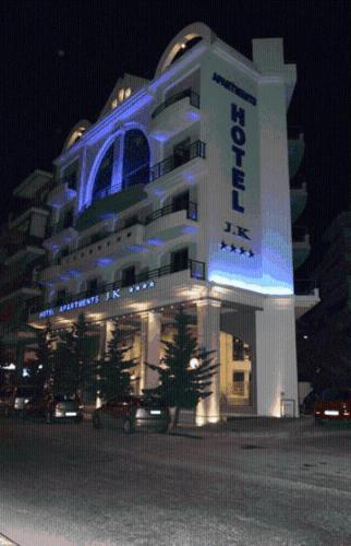 J.K.Hotel Apartments front view