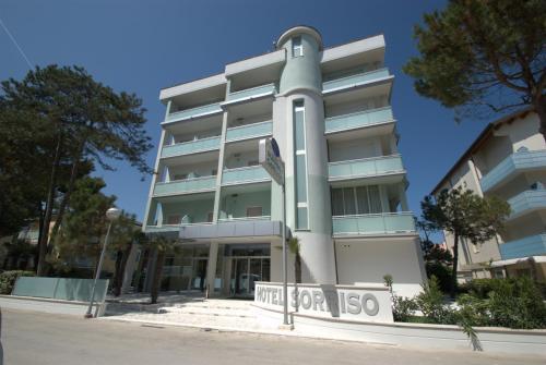 Отель Hotel Sorriso 4 звезды Италия