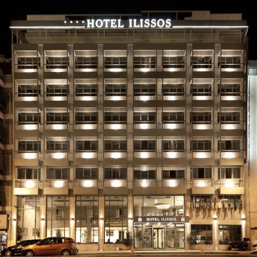Отель Ilissos 4 звезды Греция