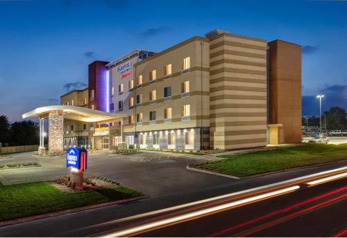 Fairfield Inn & Suites By Marriott Columbus Airport OH, 43219