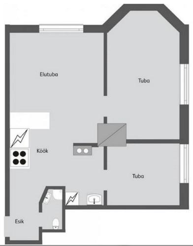 Sadama 11 Apartment