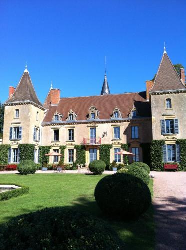 Отель Château de Vaulx 0 звёзд Франция