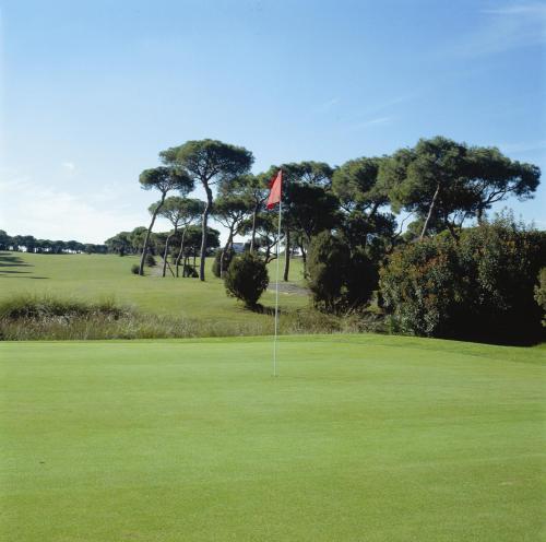 Zweibettzimmer mit Green Fee Hotel Nuevo Portil Golf 5