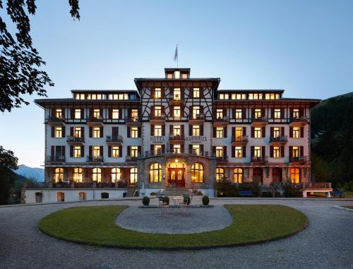 Отель Kurhaus Bergün 0 звёзд Швейцария