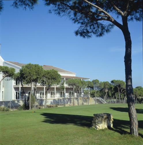 Zweibettzimmer mit Green Fee Hotel Nuevo Portil Golf 1