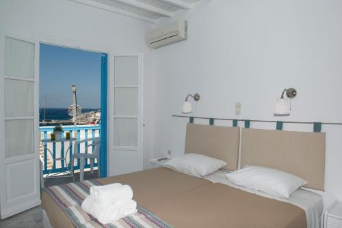Superior Zimmer mit Blick (Superior Room with Sea View)