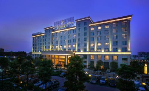 Отель Foshan Classical Plaza Hotel 5 звёзд Китай