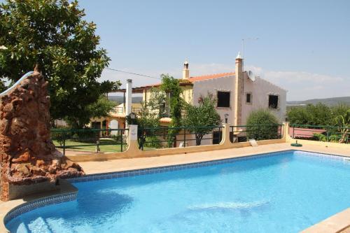 Villa Fornalhas Paderne Algarve Portogallo