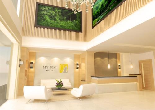 My Inn Hotel Lahad Datu, Sabah