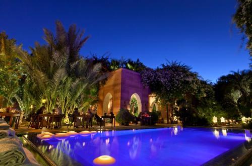 Dar Rhizlane, Palais Table d'hôtes & SPA, Marrakech