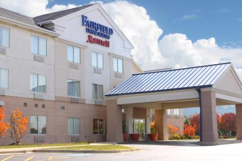 Fairfield Inn and Suites By Marriott St Charles -  star rating for travel with kids