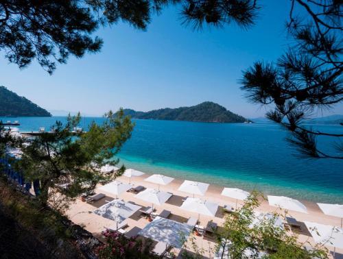 D-Resort Gocek Special Category front view