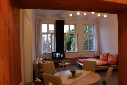 Отель Das Nest in Quedlinburg 0 звёзд Германия