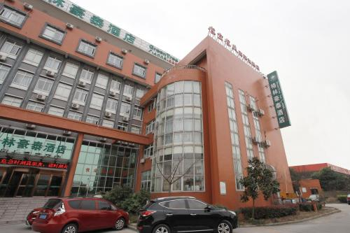 Greentree Inn Jiangsu Changzhou Liyang East Nanhuan Road High Speed Rail Station Business Hotel
