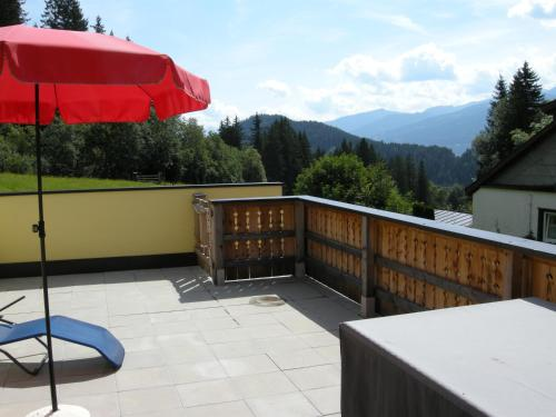 Doppelzimmer mit Terrasse (Double Room with Terrace)