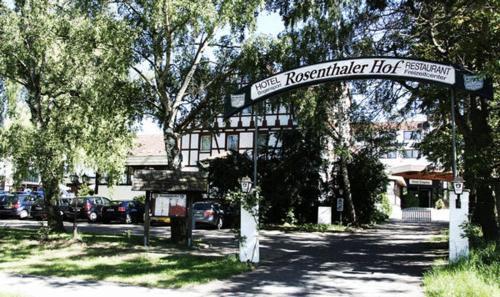 Hotel Rosenthaler-hof