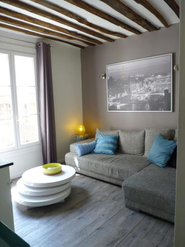Apart of Paris - Le Marais - Passage de l'Ancre - 2 bedroom